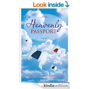 Heavenly Passport Kindle Edition